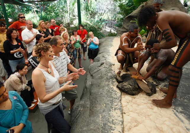 Visite du parc culturel aborigène Tjapukai – Au départ de Cairns image 11