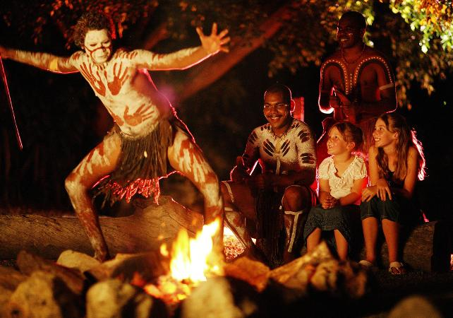 Soirée au parc culturel aborigène Tjapukai – Au départ de Cairns image 2