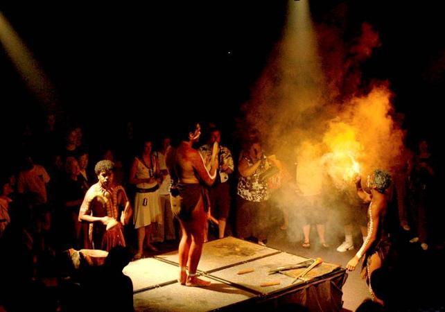 Soirée au parc culturel aborigène Tjapukai – Au départ de Cairns image 6