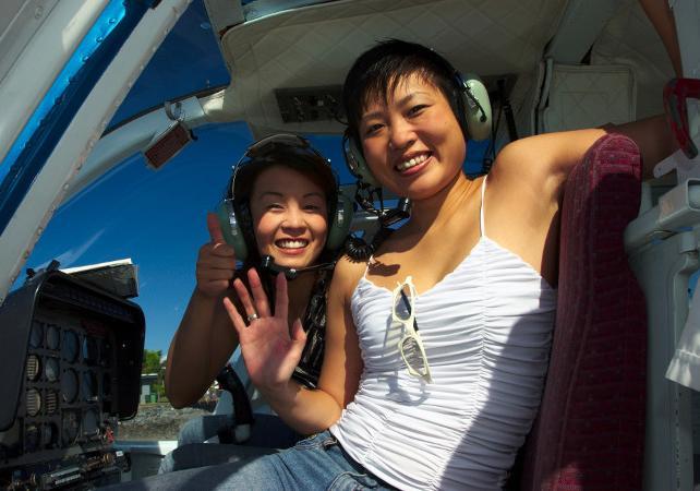 Survol en hélicoptère de la forêt tropicale et de la Grande Barrière de Corail – Au départ de Cairns image 6