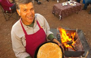 Gourmet Excursion on the Theme of Local Aborigine Cuisine – Departing from Alice Springs
