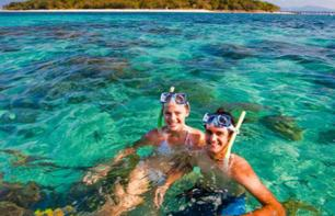 Half-Day Cruise on the Great Barrier Reef and Optional Tour by Semi-Submarine – Departing from Cairns