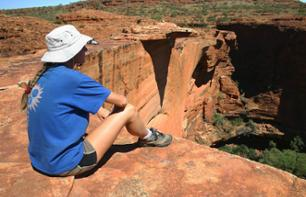 Day Trip to Kings Canyon with Return to Alice Springs – Departing from Ayers Rock