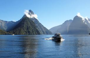 Milford Sound Fjord