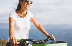 Electric bike guided visit in the Iles Sanguinaires and Capo di Feno - departing from Ajaccio