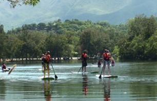Paddle Boarding on the Beautiful Rivers around Noumea – All levels of experience