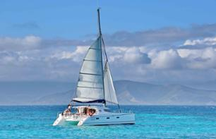 Catamaran Cruise on the Noumea Lagoon - Private cruise with skipper
