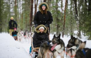 The Best of Lapland: Dog Sled tour and Visit to Santa's Village - Departure from Rovaniemi