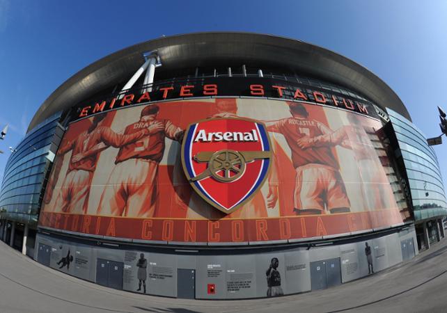 Photo Stade et musée d'Arsenal à Londres