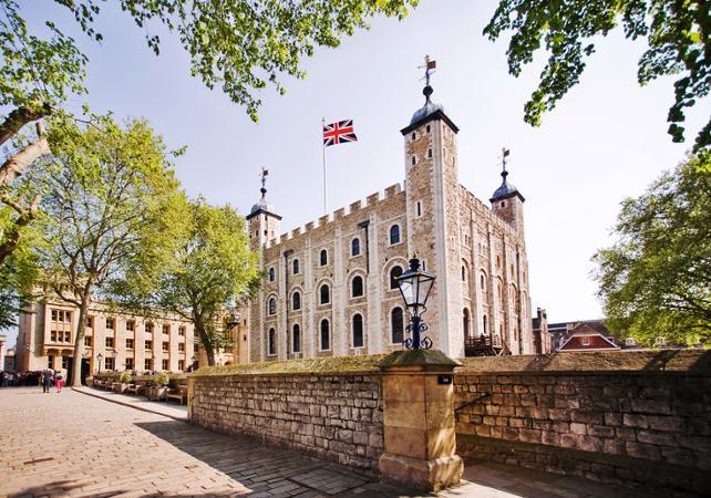 Visite de la Tour de Londres et de Tower Bridge - Avec guide privé - Londres -