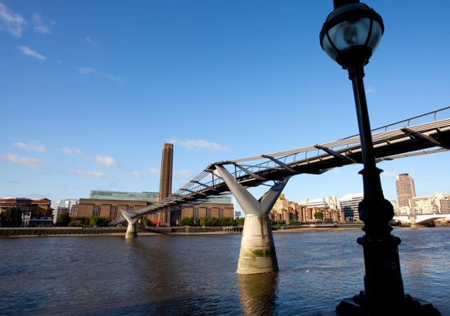Photo Visite des musées Tate Britain et Tate Modern – Avec guide privé