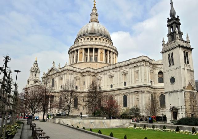 Visite de la cathédrale Saint Paul – Avec guide privé - Londres -