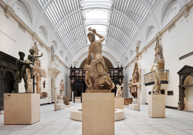 Photo Visite du Victoria and Albert Museum et de Apsley House – Avec guide privé