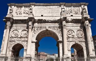Private Tour with a Focus on the History of the Roman Empire - Colosseum and Roman Forum Included