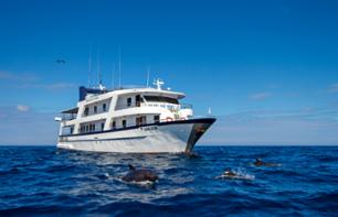 Cruise Excursion to the Galapagos Islands - 5 days/4 nights (or 4 days/3 nights) on the San José – With return flights from Quito/Guayaquil