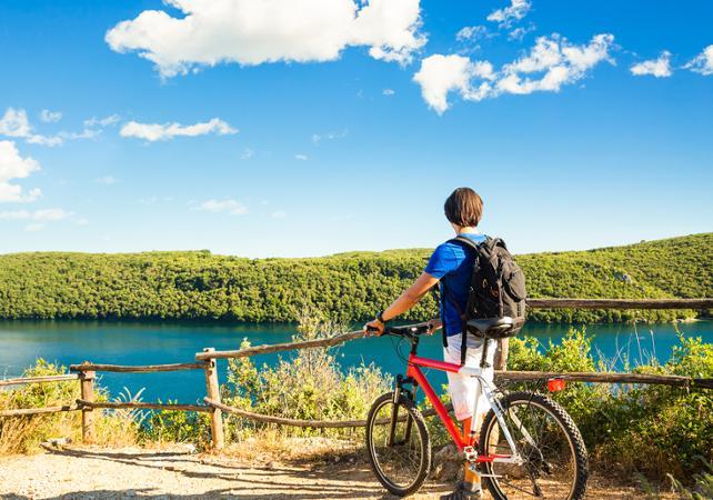 Tour guidé à vélo dans les montagnes de Séville - Séville -