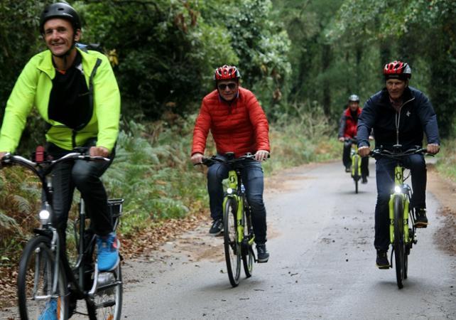 Balade en vélo électrique à Cascais et Sintra - au départ de Lisbonne - Lisbonne -