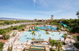 Port Aventura Water Park Caribe - 1 day - Near Tarragona