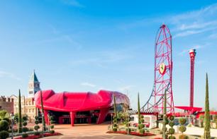 Ferrari Land Ticket - 1 day - close to Tarragone