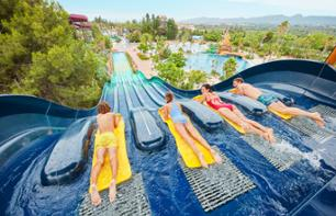 PortAventura ticket - Ferrari Land Costa Caribe Aquatic Park - 3 days/3 parks, 4 days/3 parks