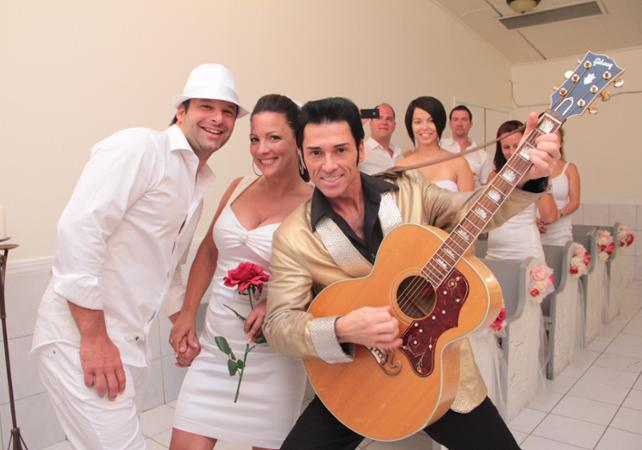 weddings las vegas wedding with elvis - Mariage Las Vegas Validit