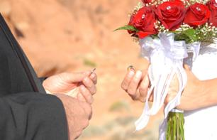 Fairytale Wedding in the Grand Canyon