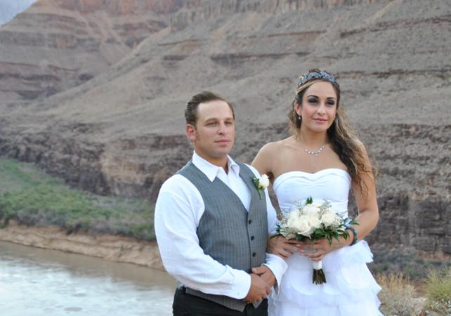 weddings fairytale wedding in the grand canyon - Mariage Las Vegas Validit