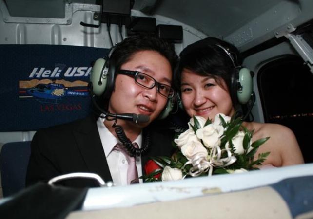 weddings helicopter wedding over las vegas - Mariage Las Vegas Validit