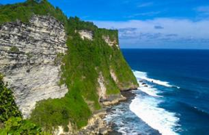 Excursion to Uluwatu Temple and Denpasar - Dinner on the Beach Possible