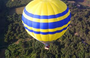 Private Hot-air Balloon Ride: Sunrise Tour over Barcelona