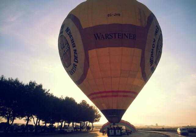 montgolfiere majorque