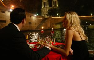 Romantic Dinner Cruise on the Seine – Bateaux Mouches