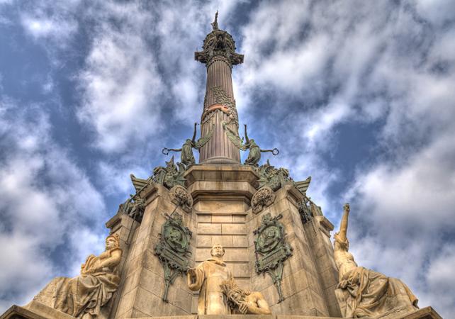 Billet Mirador de Colom de Barcelone