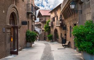 Tour of Poble Espanyol with Audio Guide