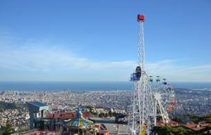 Billet - parc d'attraction Tibidabo de Barcelone