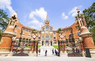 Billet Hôpital de Sant Pau (ensemble moderniste) - Barcelone