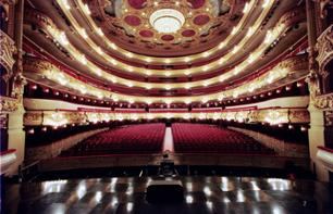 Audio guided tour of the Gran Teatre del Liceu