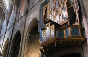 Guided Tour of the Basilica of Santa Maria del Pi, Barcelona - Bell Tower Access