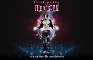 """Criss Angel MINDFREAK® LIVE!"" - Ticket for the Show in Las Vegas"