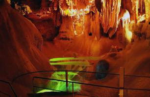 Ticket – Tour of the Baume Obscure Cave - 20 Minutes from Grasse