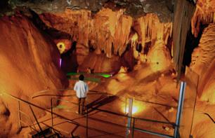 Tour of the Baume Obscure Cave and Treasure-Hunt – 20 minutes from Grasse
