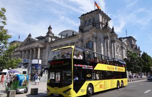 Pass 72 ore - Tour di Berlin in bus hop-on hop-off: 40 attrazioni e monumenti!