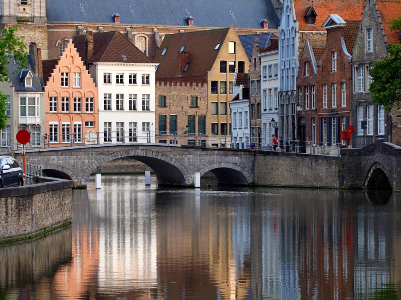 Salir de la ciudad,Excursión a Brujas,Excursión a Gante,Con Brujas