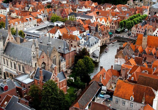 Excursion d'une journée à Gand et Bruges image 2