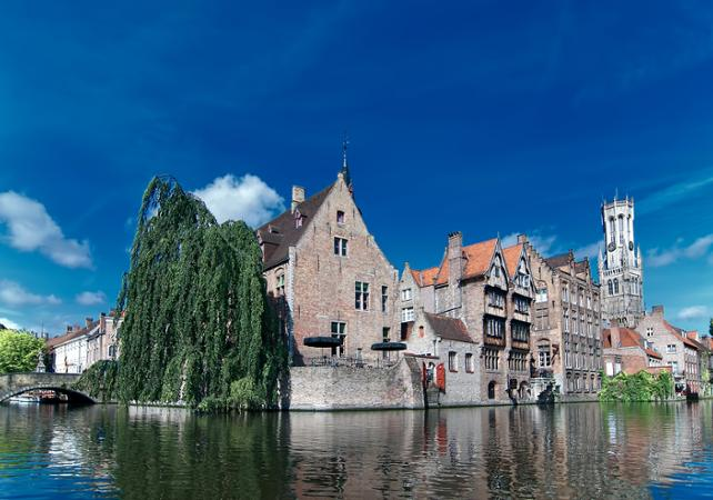 Excursion d'une demi-journée à Bruges image 1