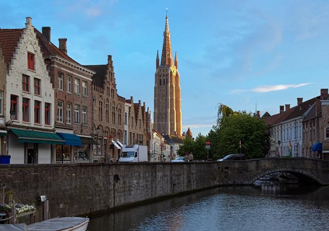Excursion d'une demi-journée à Bruges image 5