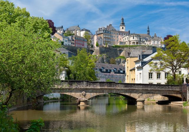 Excursion à Luxembourg et Bastogne image 3