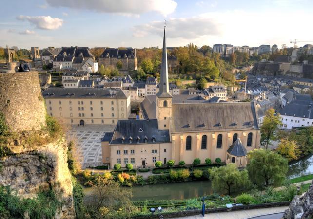 Excursion à Luxembourg et Bastogne image 1