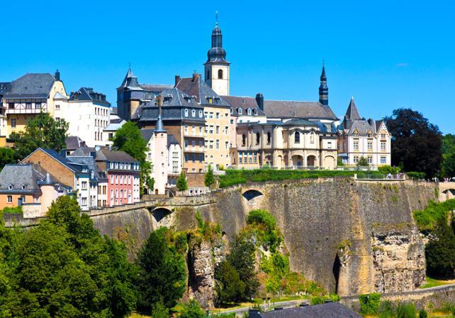 Excursion à Luxembourg et Bastogne image 2