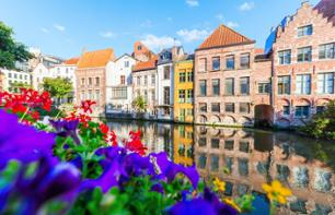 Bus Tour of Ghent – Departing from Brussels